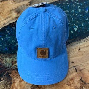 NWT Carhartt Ballcap Hat Light Blue